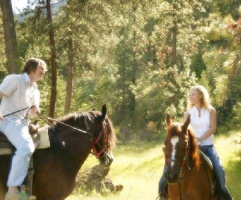 רכיבה על סוסים ובריאות