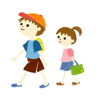 טיול עם ילדים